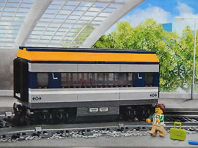 £24.99 • Buy Lego City Passenger Carriage Train Railway Seating Car From 60197 New Genuine