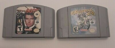 $ CDN54.99 • Buy Nintendo N64 Games X2! Great Condition!  Cleaned Tested And Working!