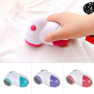 Electric Clothes Fabric Lint Remover Bobble Fluff Shaver Portable New UK • 4.49£