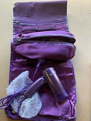 AU34 • Buy GHD Heat Proof CASE With Clips And Travel Dryer Hair Dresser Unwanted Gift