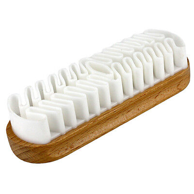 £5.37 • Buy Crepe Rubber Brush Cleaner Scrubber For Suede Nubuck Shoes/Boots/Bags Pip E EHPT