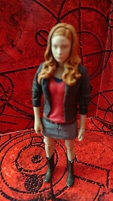 Doctor Who Action Figure Amy Pond Dark Jacket  5  Figure • 7.99£