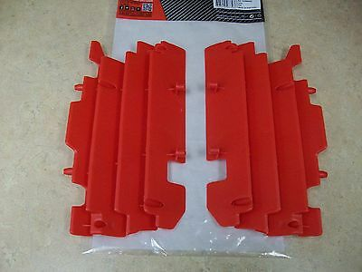 $39.95 • Buy Polisport Red Radiator Guards Covers Shields For 02-04 Honda CRF450R CRF 450R