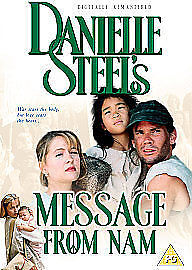 Danielle Steel's Message From Nam (family / Drama) - NEW & SEALED UK DVD FREE PP • 3.80£