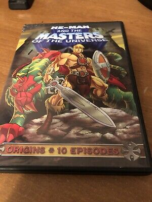 $4.99 • Buy He-Man And The Masters Of The Universe: Origins (DVD, 2009)