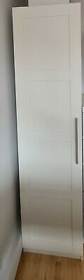 Two Separate IKEA Pax Wardrobes (including Racks, Shelves And Hanger Rail) • 180£