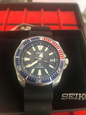 $ CDN575 • Buy Seiko Prospex Samurai SRPB53 New With All Tags.