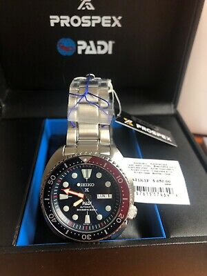 $ CDN625 • Buy Seiko Prospex Padi Samurai SRPA21 New With All Tags.