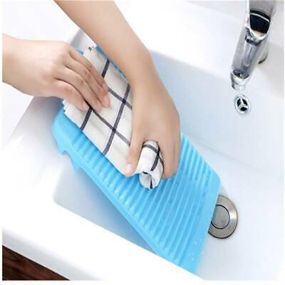 £4.19 • Buy Cleaning Tools Laundry Accessories Mini Washboard Clothes Thicken Plastic J