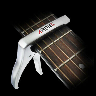 $ CDN13.95 • Buy New Guitar Capo Clamp For Electric And Acoustic Tuba Guitar Modulation Capo