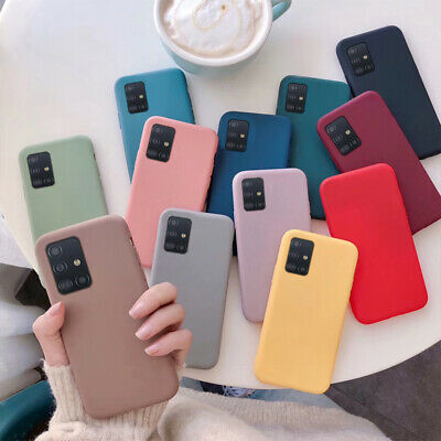 $ CDN3.51 • Buy Shockproof Slim Soft Silicone TPU Case Cover For Samsung Galaxy Note 20 A21S A41