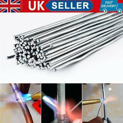 10-50PCS Solution Welding Flux-Cored Rods Free Shipping 2/1.6mm Wire  Brazing` • 5.99£