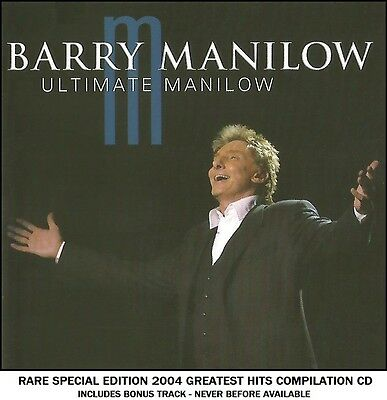 £3.95 • Buy Barry Manilow Very Best 20 Essential Greatest Ultimate Hits Collection 2004 CD