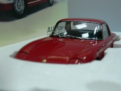 $ CDN337.38 • Buy WOW EXTREMELY RARE Lotus Elan S3 SE RHD 114HP Coupe 1966 Red 1:18 Auto Art-V8