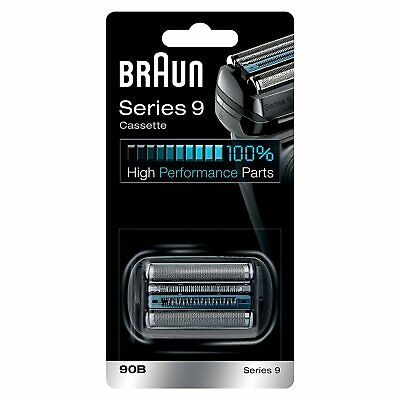 AU103.75 • Buy Braun 90B Series 9 Electric Shaver Replacement Foil & Cassette Cartridge - Black