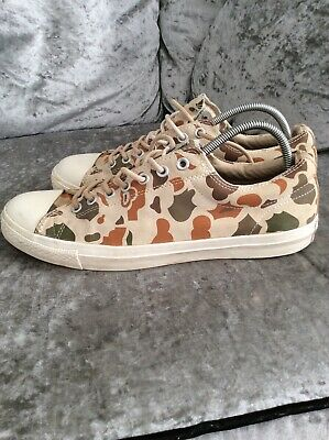 Converse Camo UK 12 Worn For 5 Mins • 27.99£