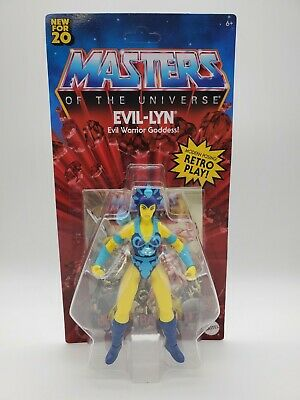 $26.99 • Buy NEW Masters Of The Universe Origins Evil-Lyn 5.5  Action Figure 2020 Walmart