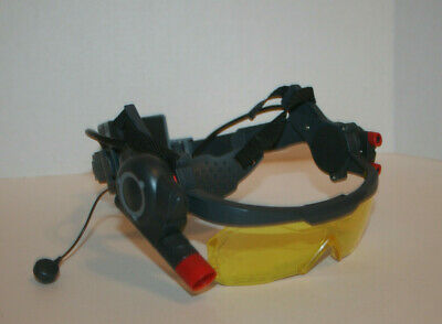NPL Spy Gear Night Vision Goggles Glasses 2004 Wild Planet Toys • 6.52£