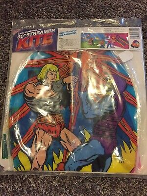 $47.50 • Buy Masters Of The Universe Vintage 1980s He-Man 80   Kite Rare He Man