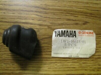 AU18.24 • Buy NOS 1977-81 Yamaha YZ100 YZ125 DT125 DT175 Kick Starter Lever Cover NEW Rubber