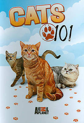 £26.94 • Buy Cats 101 (DVD) Animal Planet - Free Shipping