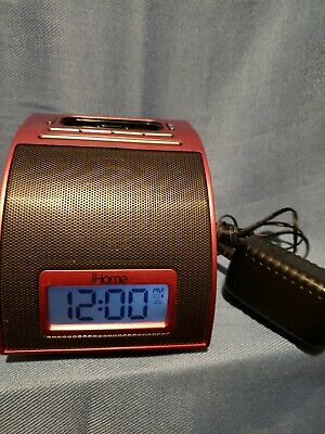 AU6.55 • Buy Ihome Ip11 IPhone/iPod Dock And Alarm Clock