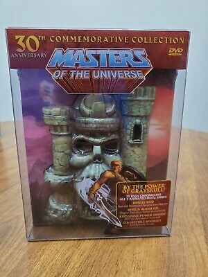 $165 • Buy GOOD Masters Of The Universe: 30th Anniversary Commemorative Collection (DVD,...