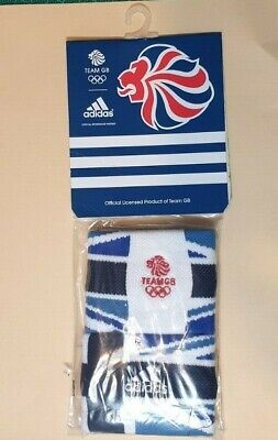 £7.99 • Buy London 2012 Olympics Team GB S Wristbands Adidas Official 2012 Hologram Product