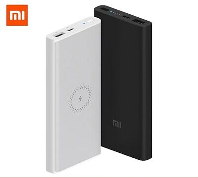 AU51.60 • Buy Xiaomi Power Bank Wireless Orignal 10,000mAh Portable Charger 18W Fast Charge