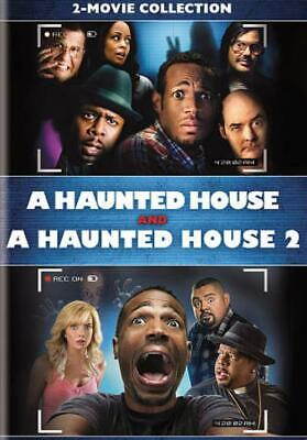 A Haunted House/a Haunted House 2 New Region 1 Dvd • 11.34£
