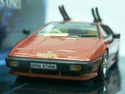 $ CDN150.47 • Buy WOW EXTREMELY RARE Lotus Esprit S2 Turbo Bond 007 For Your Eyes 1:43 Minichamps