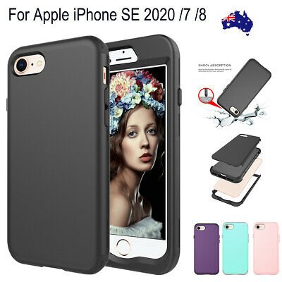 AU13.89 • Buy AICase For Apple IPhone SE(2020)/7/8 Case 3 In 1  Shockproof Shatter-resistant
