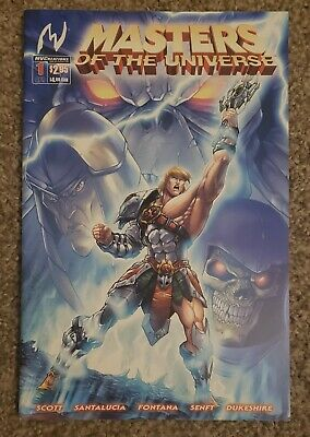 $7.95 • Buy MASTERS OF THE UNIVERSE #1 MVCREATIONS COMIC (2004 3rd Series)