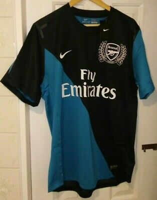 Arsenal Nike Player Issue Away Shirt Late 2011/2012 Season.  Size XL.  BNWT • 59.99£