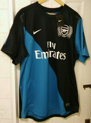 Arsenal Nike Player Issue Away Shirt Early 2011/2012 Season.  Size XXL.  BNWT • 59.99£
