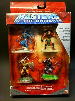 $20 • Buy Masters Of The Universe 200x Heroes Vs Vilians Gift Pack