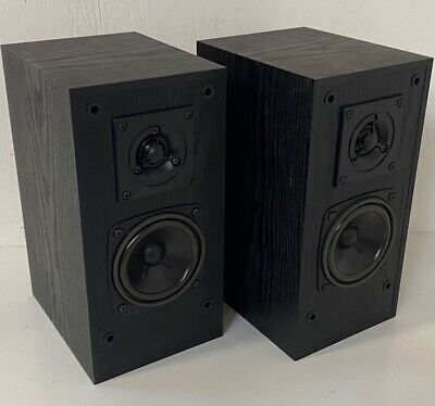 AU120 • Buy Pair Of Quality Vintage Advantage Bookshelf / Surround Stereo Speakers