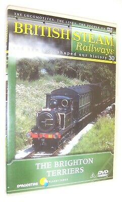 British Steam Railways DVD No.30 The LB & SCR Brighton Terrier 0-6-0 Locomotives • 1.99£