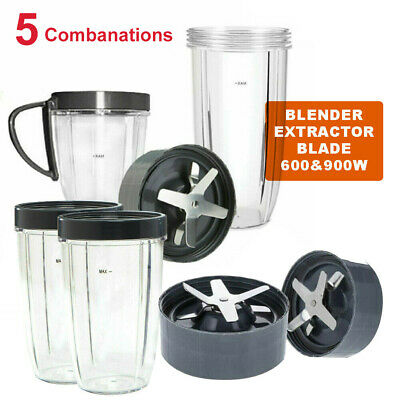 AU20.99 • Buy Colossal Cups Extractor Blade For 600 900w Nutribullet Blender Replacement AU