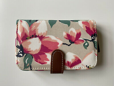New Cath Kidston Floral Folded Zipped Wallet Purse • 21£