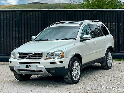 Volvo XC90 2.4TD D5 ( 182bhp ) AWD Geartronic 2009MY Executive Prestige • 8,995£
