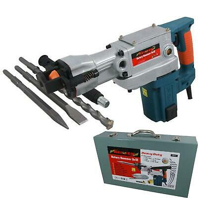 View Details Neilsen SDS Rotary Concrete Masonry Hammer Electric Breaker Drill 110v 950w • 81.99£