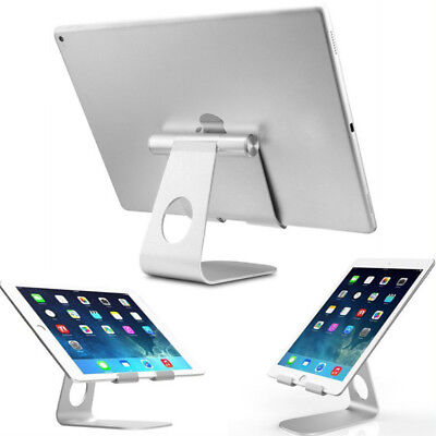 AU23.49 • Buy Universal Portable Folding Aluminum Tablet Mount Holder Stand For IPhone IPad AU
