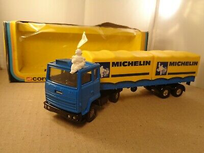 Corgi Major Toys 1109 FORD `MICHELIN` Articulated Truck , Vintage Diecast Boxed • 34.99£