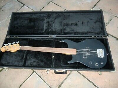 Yamaha BB400S Frettless Left Handed Bass Guitar  Made In Japan • 300£
