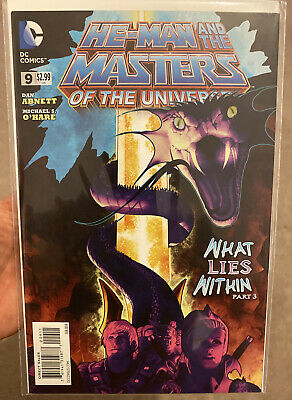 $8.33 • Buy Masters Of The Universe #9 2014 Sent In A Cardboard Mailer
