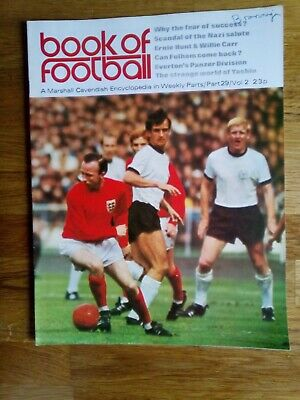 Marshall Cavendish Encyclopedia - Book Of Football - Part 29 - FULHAM • 2.50£