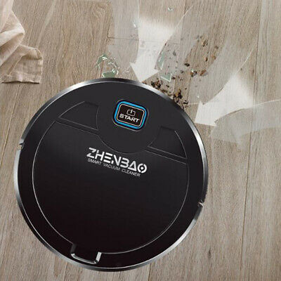 Cordless Auto Smart Robot Vacuum Cleaner Sweeping UV Sterilizer 1600Pa • 15.74£