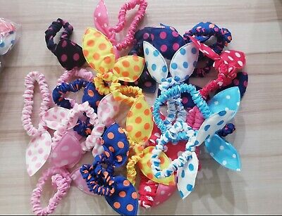 $10 • Buy 20 Pieces Small Scrunchies For Kids