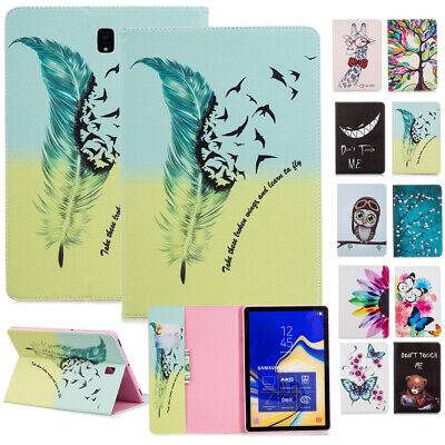 Tablet Case For Samsung Galaxy Tab S5e T720/T725 Stand Wallet Card Flip Cover • 9.49£
